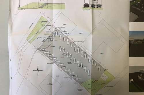 TOP Lage für Gewerbebaugrund netto 95.- m²