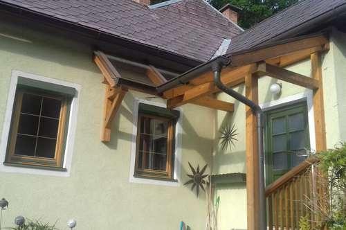 Haus mit großem Grundstück außerhalb von Gloggnitz zu verkaufen!