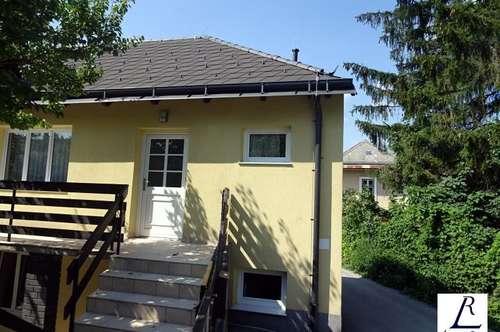 Einfamilienhaus TOPSANIERT, zwei kleine Einheiten