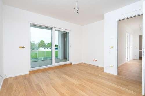 Familienwohnung mit Freiblick im Zentrum! Balkon!