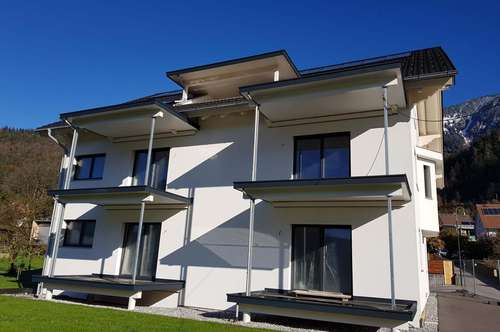 Neuwertige Penthousewohnung