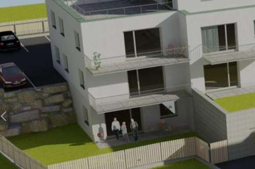 Hatting Neubauprojekt: Penthousewohnung