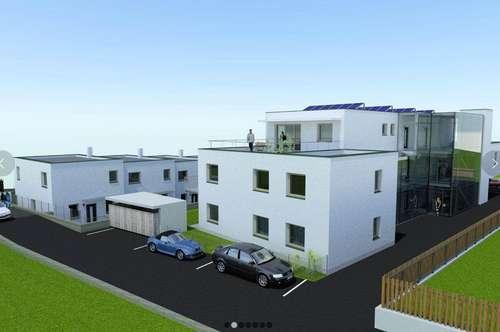 Hatting - Neubau - Wohnungen und Reihenhäuser