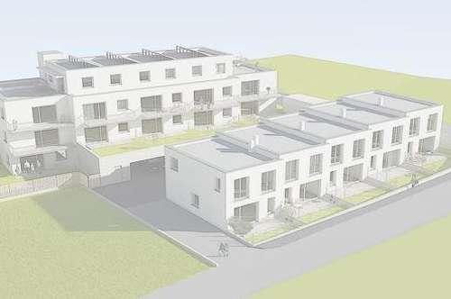 Hatting -Neubauprojekt - Reihenhaus