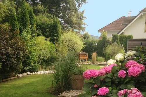 Aigen – von der Sonnenseite: Gartenmaisonette