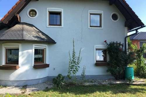 Gepflegtes Haus mit Gartenparadies in Uttendorf zu vermieten