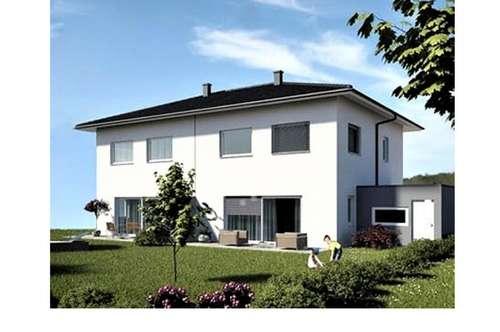 Hajek Immobilien präsentiert: Provisionsfreie Doppelhaushälften in Henndorf