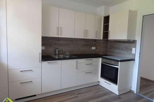 Erstbezug nach Sanierung - 3-Zimmerwohnung in absoluter Ruhelage von Henndorf