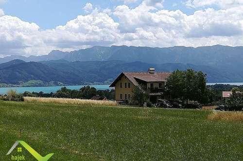 Hoch über dem Attersee 118m² , 2 Terrassen und toller Seeblick nur noch diese Einheit verfügbar
