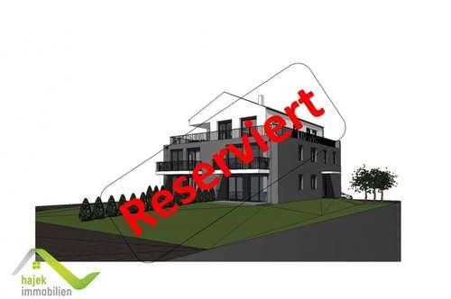 Neubau in Strasswalchen - Sehr geräumige 4-Zimmerwohnung mit Balkon in absoluter Ruhelage