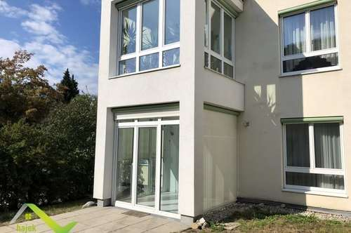 Erdgeschoßwohnung sehr zentral mit Terrasse, Wintergarten und Tiefgarage in Gmunden