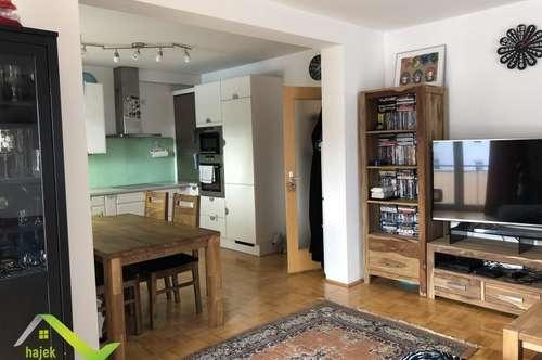 Preis-Leistung = Bombe - 80m² Wohnung mit Balkon, Loggia und Tiefgarage