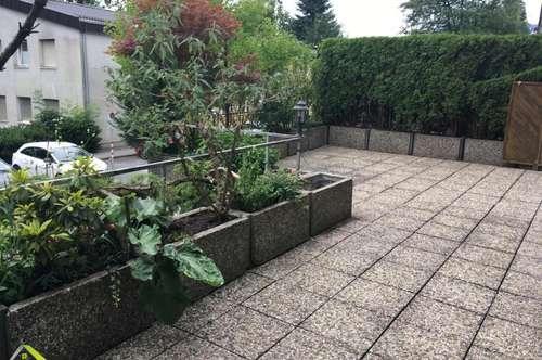 Terrassenparadies in Parsch - 71m²-2-Zimmerwohnung mit 54m² Terrasse und Tiefgarage