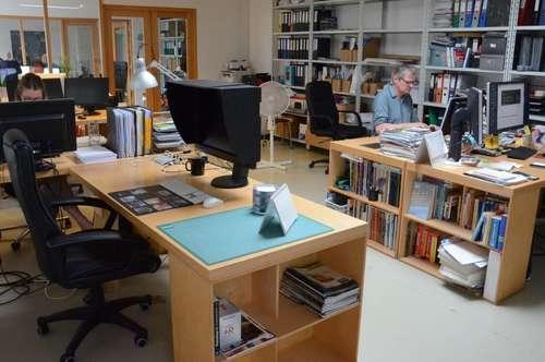 Arbeitsplatz in Ateliergemeinschaft in Wien Ottakring
