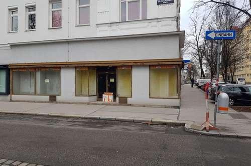 Büroraum bzw Geschäftslokal mit zwei Eingängen in Birgittenau, Wien mieten.
