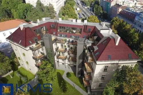 """Projekt """"CELESTE"""" - ERSTBEZUG ca.115m² MAISONETTE mit Balkon und Terrasse in 1140 Wien"""