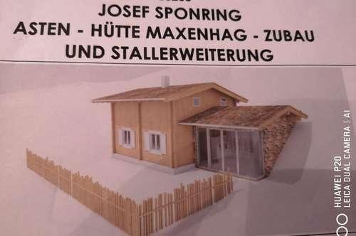 Gewidmeter Freizeitwohnsitz in sonniger Alleinlage (Berghütte) Weerberg