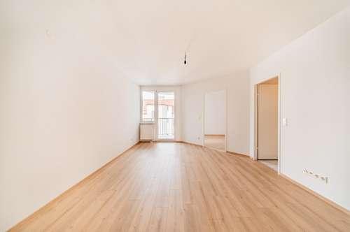Schön sanierte 2-Zimmer Wohnung mit Balkon in 1100 Wien zu verkaufen!