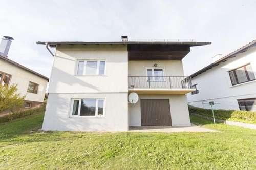 3-Zimmer Einfamilienhaus in Groß Gerungs - Zu vermieten!
