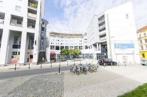 Erstbezug nach Generalsanierung! 4-Zimmer Wohnung mit Loggia nahe Rochusmarkt - unbefristet zu mieten! Ideal für Familien und WG´s!