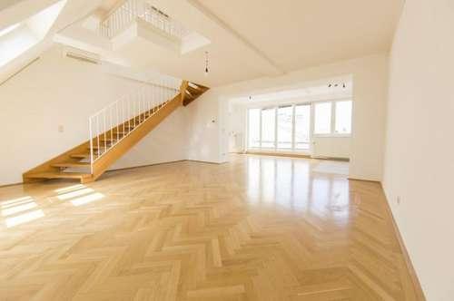 Sanierte 2-Zimmer DG-Wohnung mit traumhafter Terrasse in 1030 Wien zu mieten!