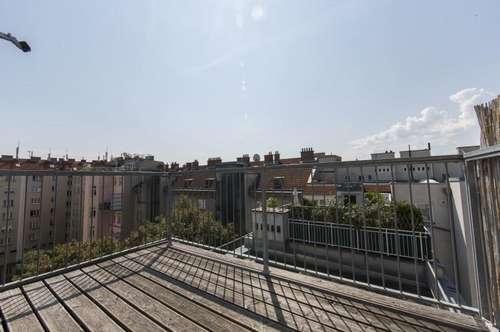 Bezaubernde Maisonette-Wohung mit 3-Zimmer und toller Terrasse - nahe Kardinal-Nagl Platz unbefristet zu vermieten!