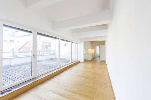 Wohnen in der Innenstadt! DG-Wohnung mit 4 Zimmer zu vermieten!
