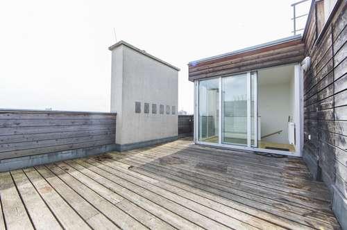 Tolle DG-Wohnung mit Terrasse direkt auf der Mariahilfer Straße in 1060 Wien unbefristet zu vermieten!