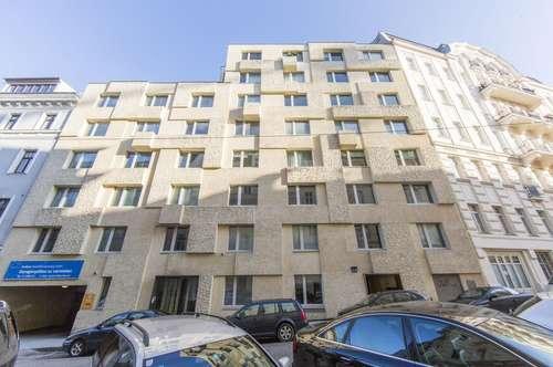 Schöne 2-Zimmer Wohnung mit Terrasse in ruhiger Lage in 1090 Wien zu vermieten!