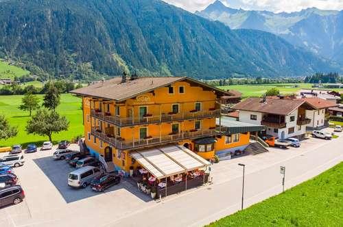 ZILLERTAL- Umsatzstarker Restaurant-/Pensionsbetrieb steht zum Verkauf