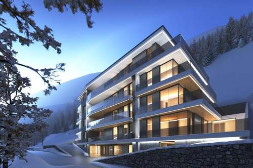 7 luxuriöse Appartments nahe Ischgl