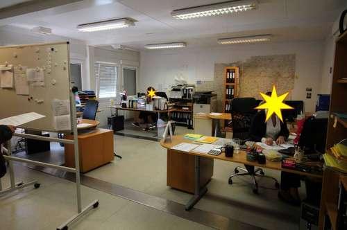 Büros, Lagerhalle und Freiflächen in verkehrsgünstiger Lage