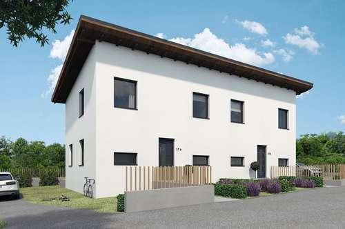 Moderne Doppelhaushälfte Nähe Wien - BELAGSFERTIG