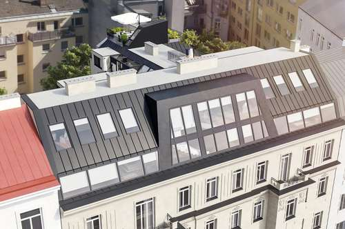 Stilvoll Wohnen in Wien-Alsergrund
