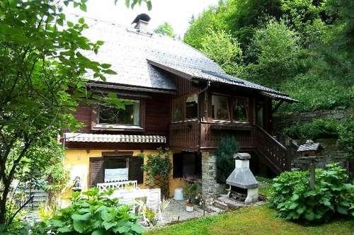 Salzburg/Lungau/Tamsweg: Idyllisches Landhaus mit Almcharakter / Ferienwohnsitz geeignet