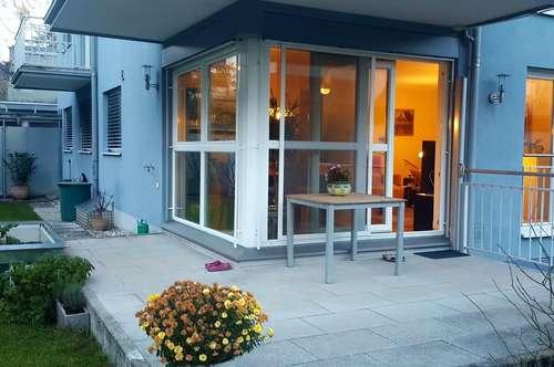 SBG-Süd/Nonntal: 4-Zi.-Gartenwhg.mit Terrasse und Carport