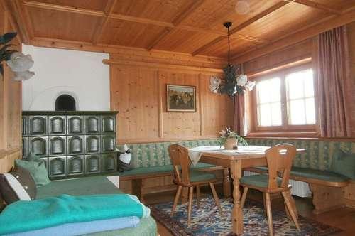 Vollmöblierte Wohnung oder Ferienwohnung am Schwendberg