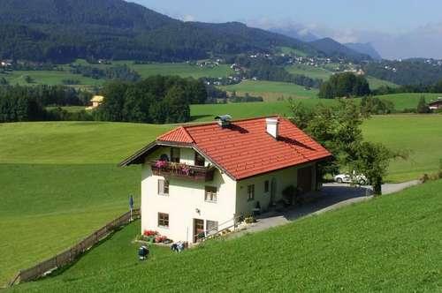 Garten-Wohnung nähe Fuschlsee (1,8 km)
