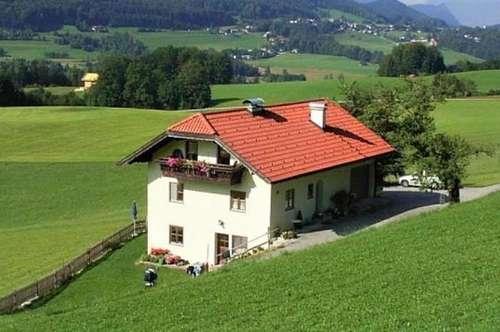 Gartenwohnung nähe Fuschlsee (1,5 km)