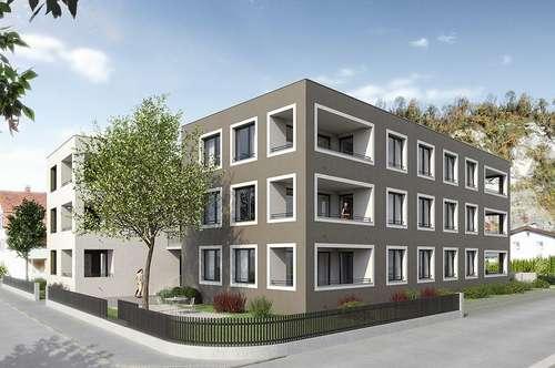 2-Zimmer Terrassenwohnung