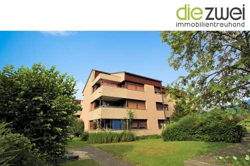 Gut vermietete 4-Zimmerwohnung mit Potential in Feldkirch