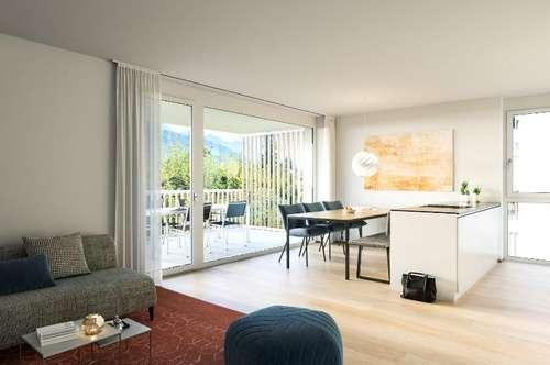 3 Zimmer - Terrassenwohnung im 1. OG Top B07
