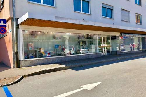 Wunderschönes Geschäftsfläche in Lochau mit Lagerfläche