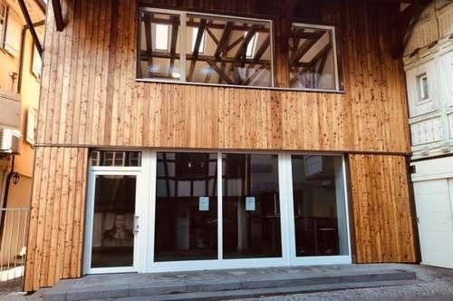 Hochwärtige Geschäftsfläche am Marktplatz in Dornbirn