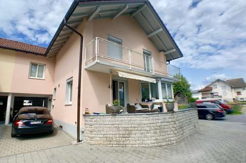 Attraktive Doppelhaushälfte in Lustenau