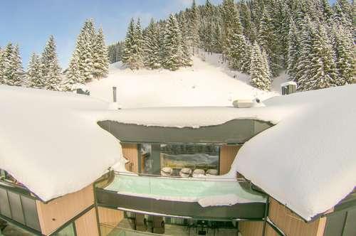 Vermieten und Wohnen im Alpin Resort Damüls. Top 4