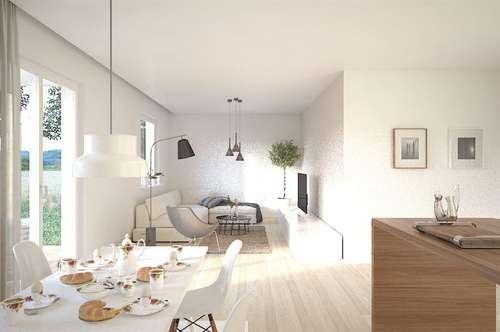 Moderne, sonnig-helle Neubauwohnungen und das auch noch bezahlbar.