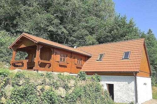 Wunderschönes, ruhig gelegenes Ferienhaus mit großem Grundstück in der Südsteiermark!