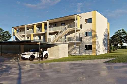 Provisionsfreie Single-, Pärchenwohnung mit Balkon -Erstbezug