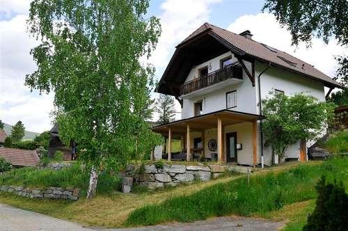 Einfamilienhaus mit Einliegerwohnung im Biospährenpark LUNGAU